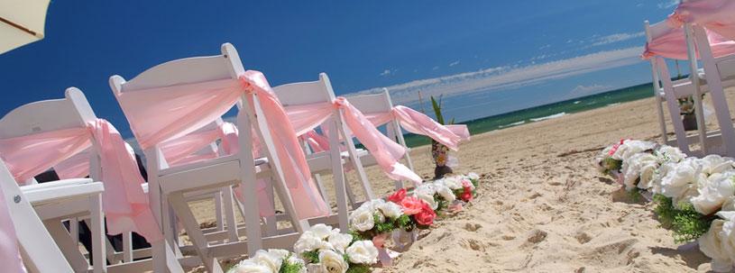 Planning for a Beach Wedding