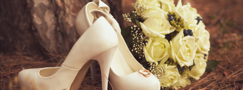 How Do You Choose Your Wedding Shoes