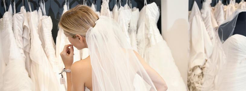 Have Two Distinct Looks In One Gown Ceremony and Reception.