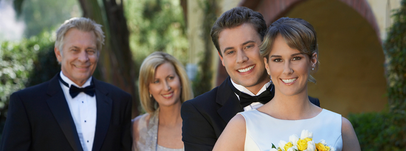 5 Ways to Include Your Parents in Your Wedding