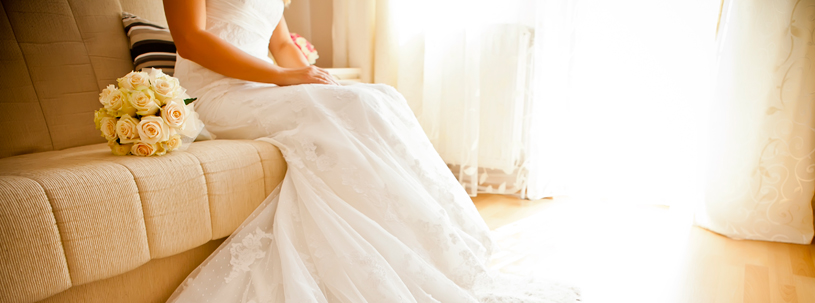 Train or No Train? Tips to Choose Your Perfect Wedding Dress