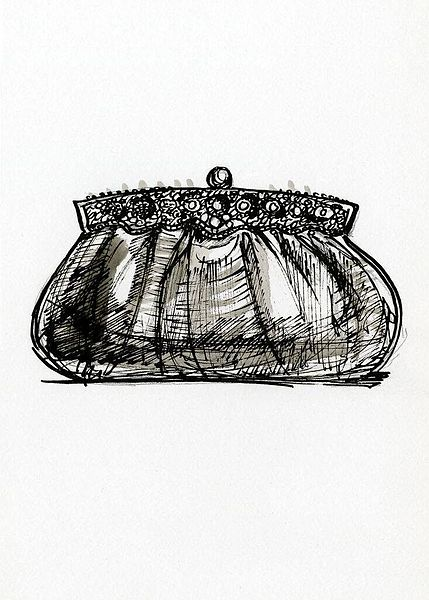 Gifts for your bridesmaids - a clutch is a great idea