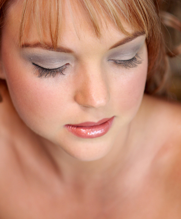 Makeup style no. YA6