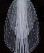 V1001-Double Layer Veil