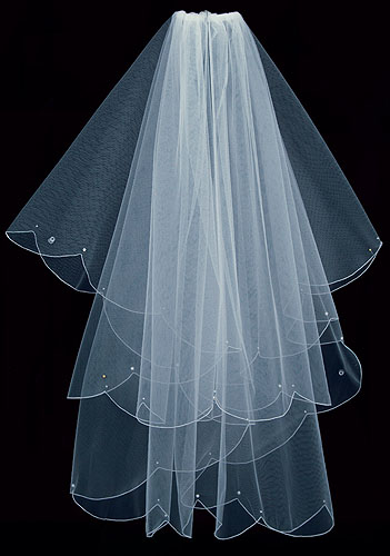 V1003-Scalap 2 Layers Veil