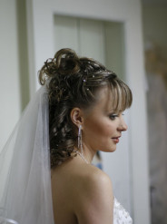 Wedding Hairstyle No. 2