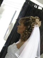 Wedding Hairstyle No. 03