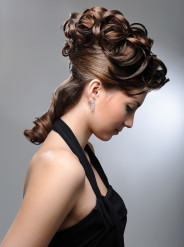 Wedding Hairstyle No. 7
