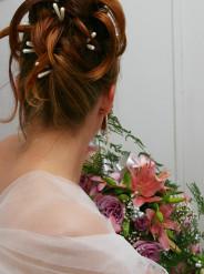 Wedding Hairstyle No. 10