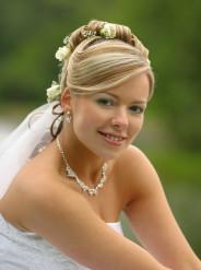 Wedding Hairstyle No. 13