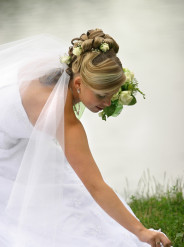 Wedding Hairstyle No. 14