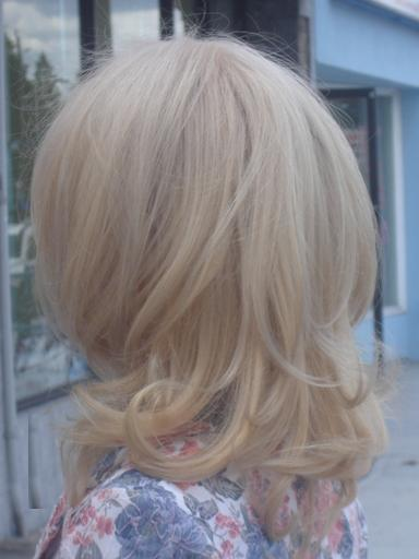Wedding Hairstyle Y29 – Hair Color Highlight