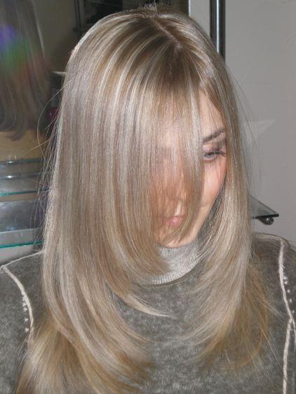 Wedding Hairstyle Y10A – Leah, Hair Color Highlight