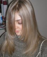 Wedding Hairstyle Y10 – Leah, Hair Color Highlight
