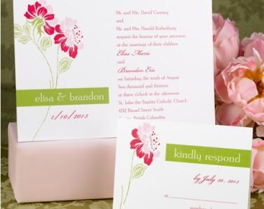 Wedding Invitations Design No. 06