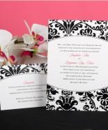 Wedding Invitations Design No. I09