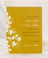 Wedding Invitations Design No. I12