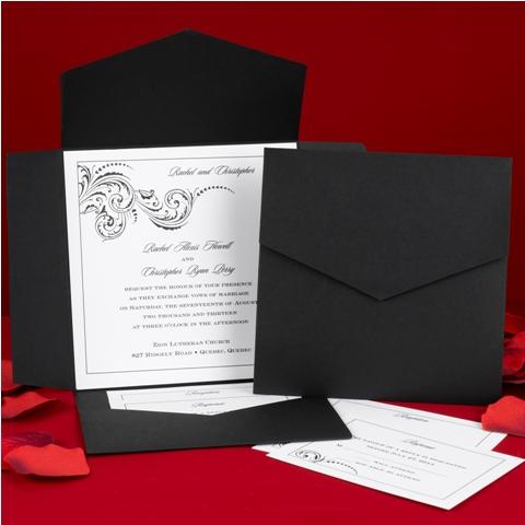 Wedding Invitations Design No. I15