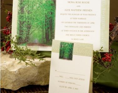 Wedding Invitations Design No. 16