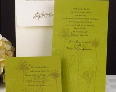 Wedding Invitations Design No. 18