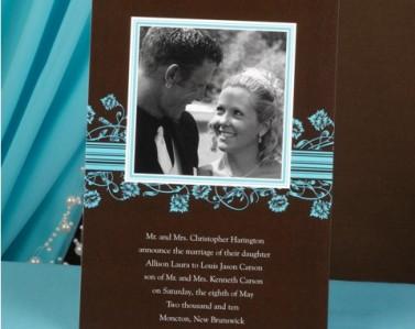 Wedding Invitations Design No. 20