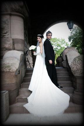 Toronto Wedding Photography Style No. PJ