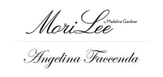 Mori Lee & Angelina Faccenda