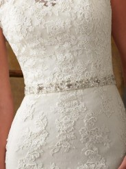 Beaded Bridal Beltstyle11009