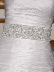 Crystal Beaded Belt Style 46