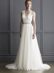 Wedding dress 1529 Madison collection