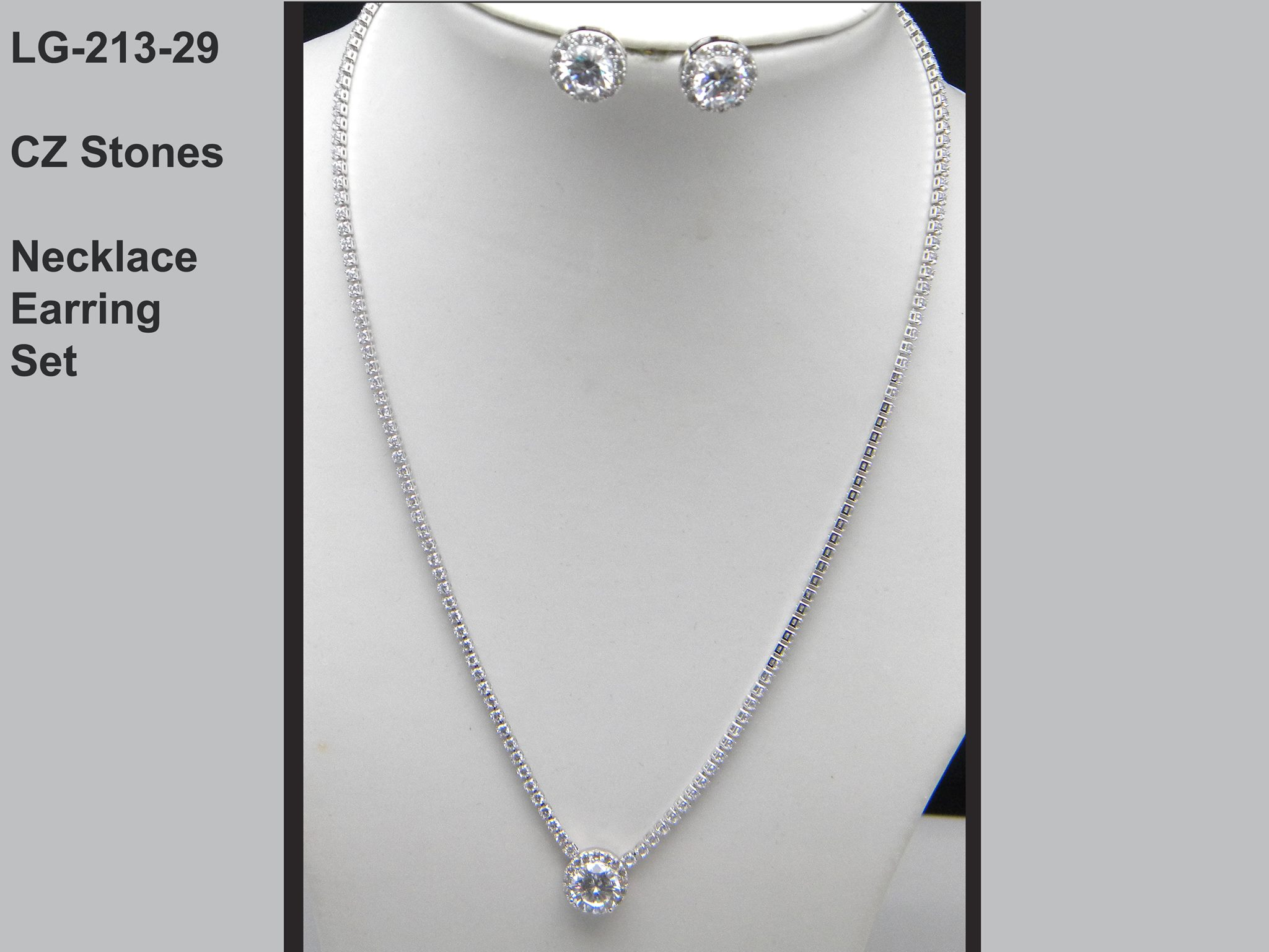 Jewelry Style No. LG 213