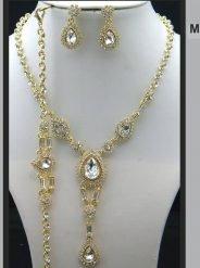 Jewelry Style No. MP 24 silver
