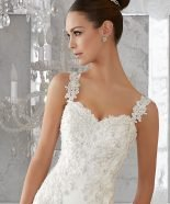 J11277-Beaded Lace Straps