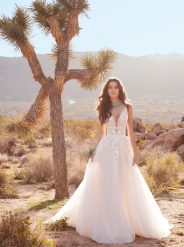 Wedding dress 5763